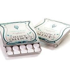 Hint Mint Classic Peppermint Mint Tin w/ Tray