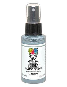 Dina Wakley Media Gloss Sprays Mineral
