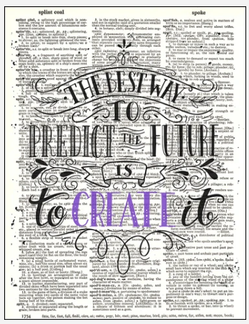 Dictionary Prints Typography Create It