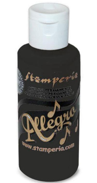 Stamperia Allegro Paint 59ml Ombra Shadow