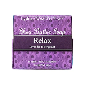 Shea Butter Soap Relax