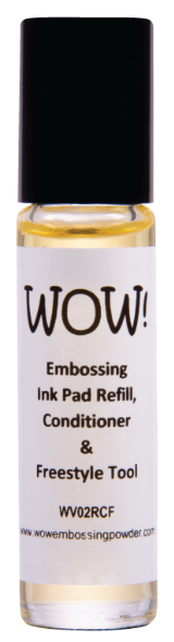 Wow freestyle tool embossing ink