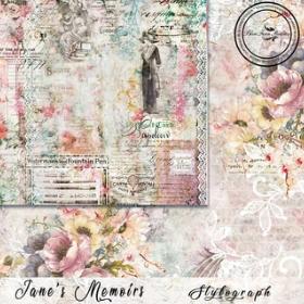 Blue Fern Studios Jane's Memoirs Stylograph