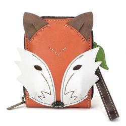 Chala Fox Credit card holder Wallet Wristlet