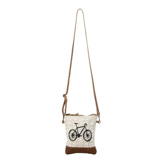 Myra Bags X Design Cross Body Bag
