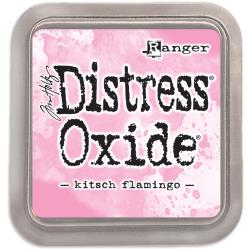 Tim Holtz Distress Oxides Ink Pad Kitsch Flamingo IN STOCK