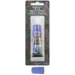 Finnabair Art Alchemy Matte Wax .68 Fluid Ounce French Lavender