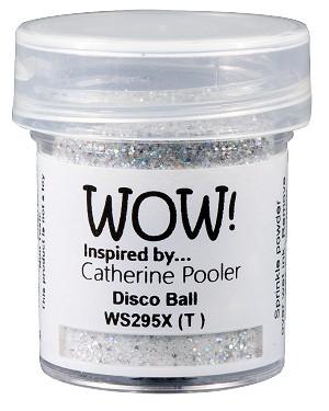Wow Embossing Disco Ball Powder