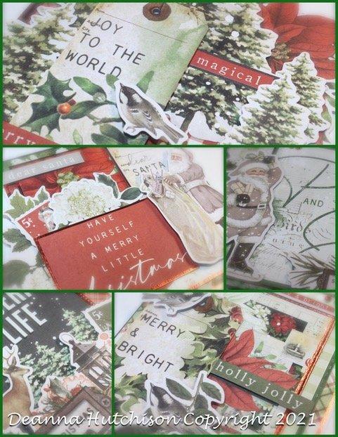 Winter Woodlands Virtual Card Class with Deanna