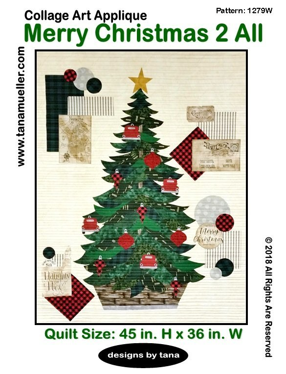 1279W Merry Christmas 2 All workbook