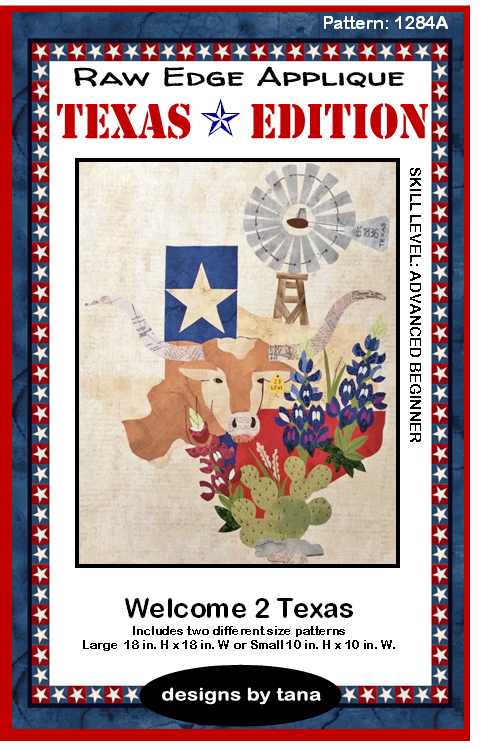 1284A Texas Edition ~ Welcome 2 Texas