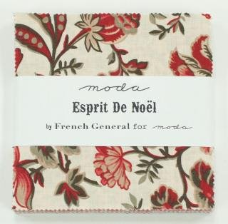espirit de by French General  for Moda 13640PP