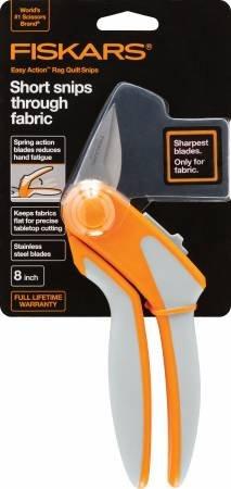 Fiskars Easy Action Rag Quilt Snip for Tabletop Cutting Gen 2