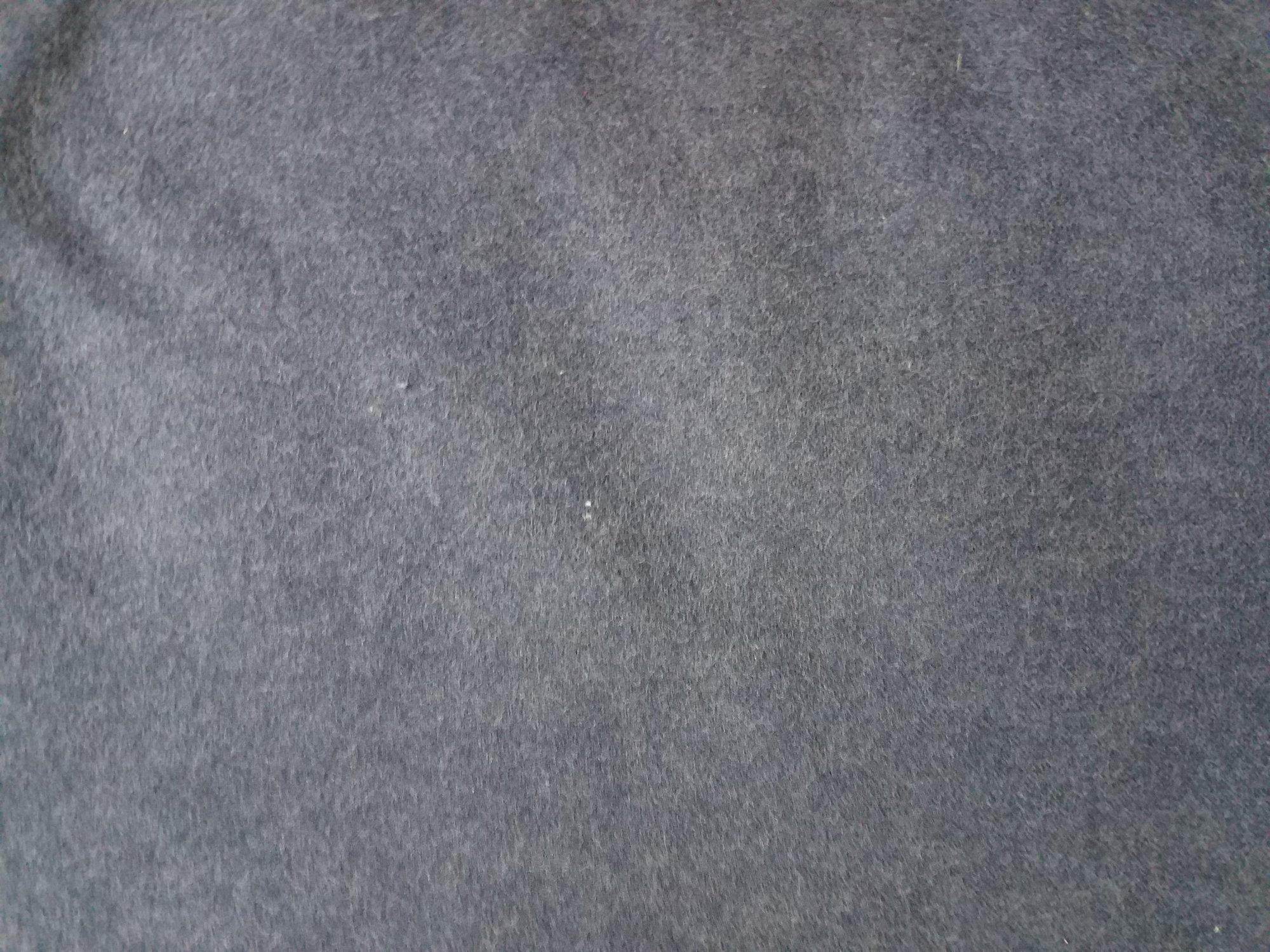 1195 12F Wool Needle IV Flannel med blue
