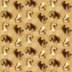 25327 World of Horses  Cream