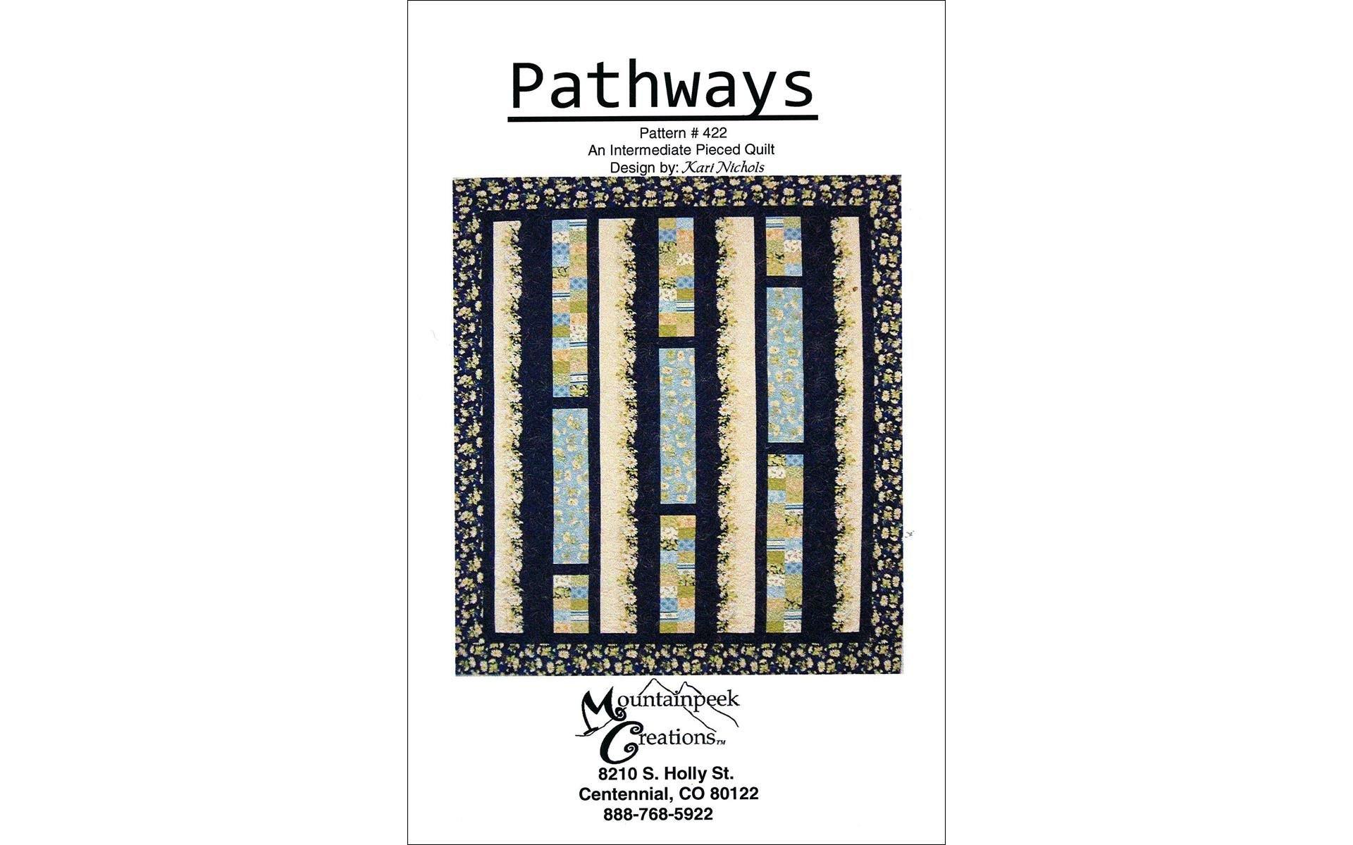 422 Pathways by Mountainpeek