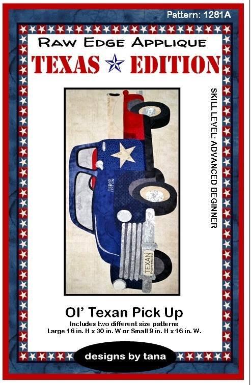1281K Texas Edtion Truck Fabric Kit