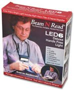 Beam N Read® Deluxe Hands Free Light