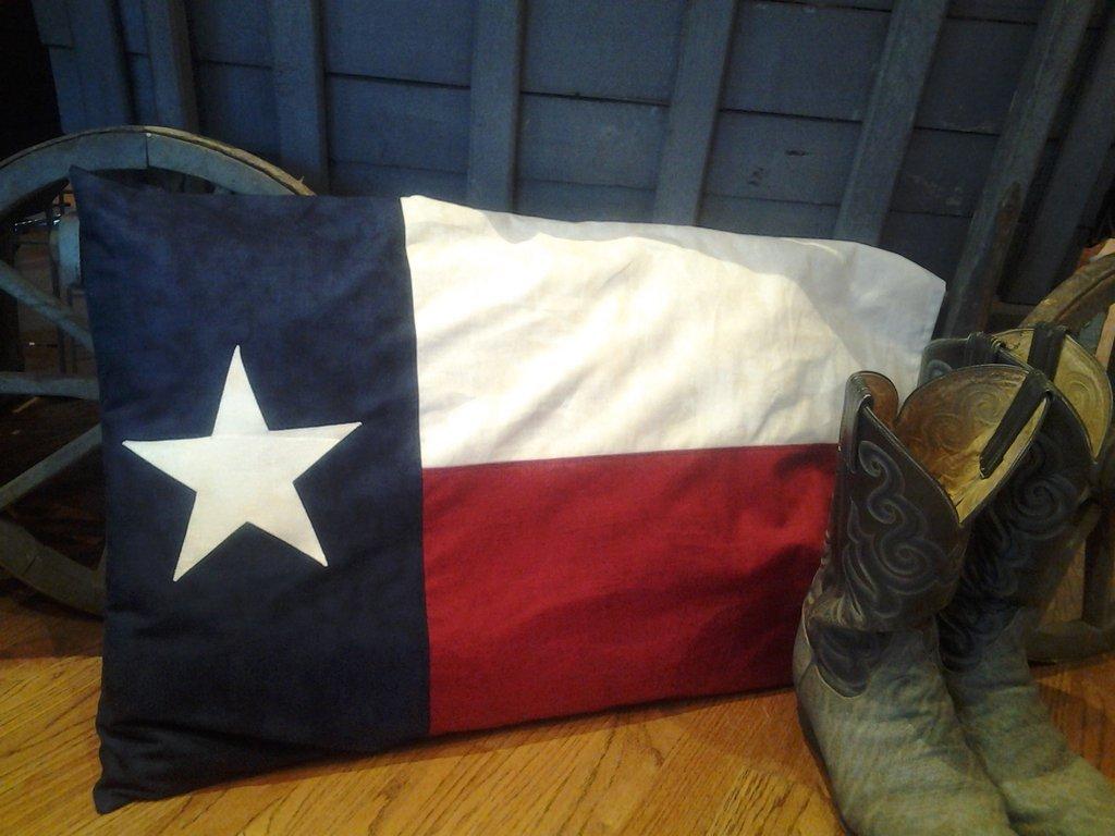 SQSP-TD100   Texas Pillowcase