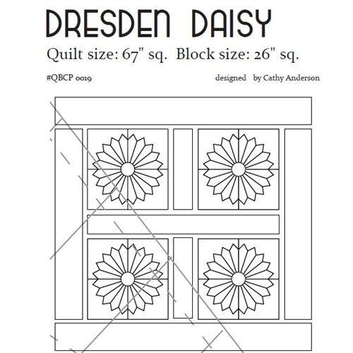QBCP0019  Dresden Daisy