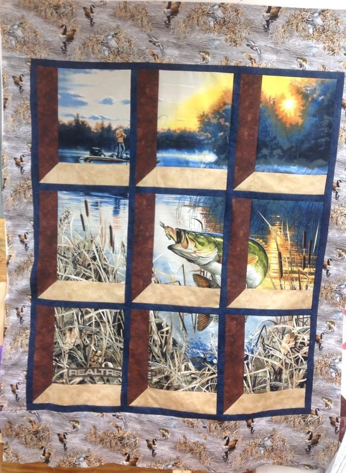 & Attic Window Bass Panel Kit
