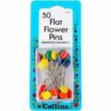 C135 Flat Floer Pins