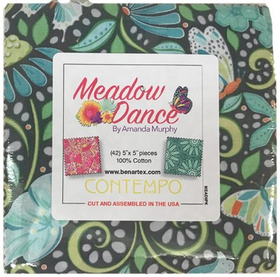 Meadow Dance by Amanda Murphy Charm