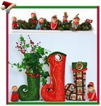Holiday Cheers  Wine Tote