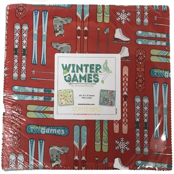 Winter Games by Amanda Murphy