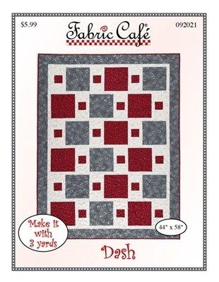 FABRIC CAFE DASH PATTERN