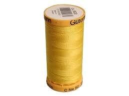 Gutermann 100% Cotton Thread 273yds
