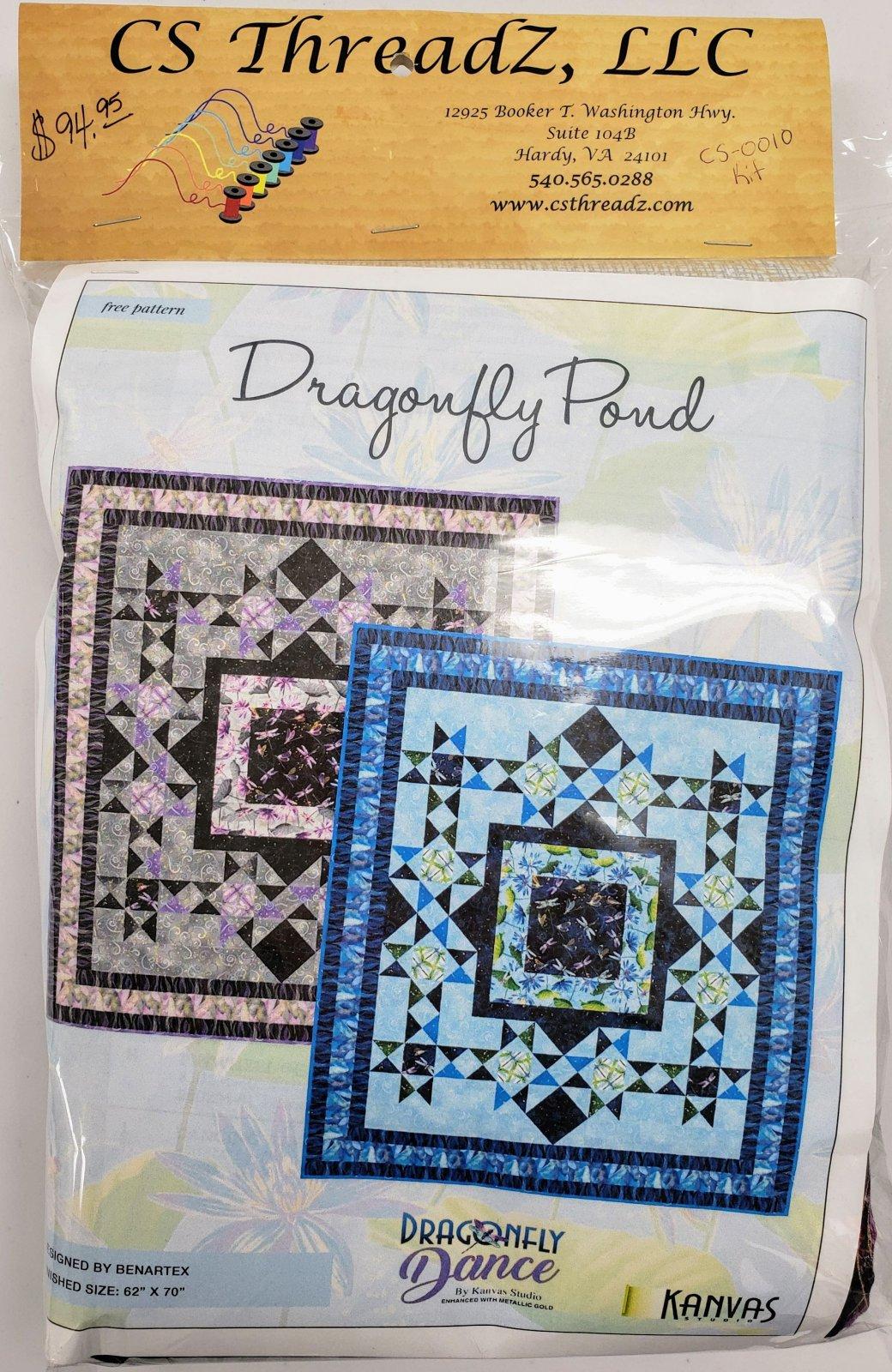 DRAGONFLY POND CS 0010 KIT