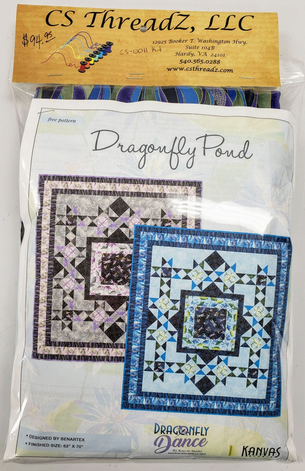 DRAGONFLY POND CS 0011 KIT