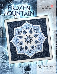 FROZEN FOUNTAIN PATTERN