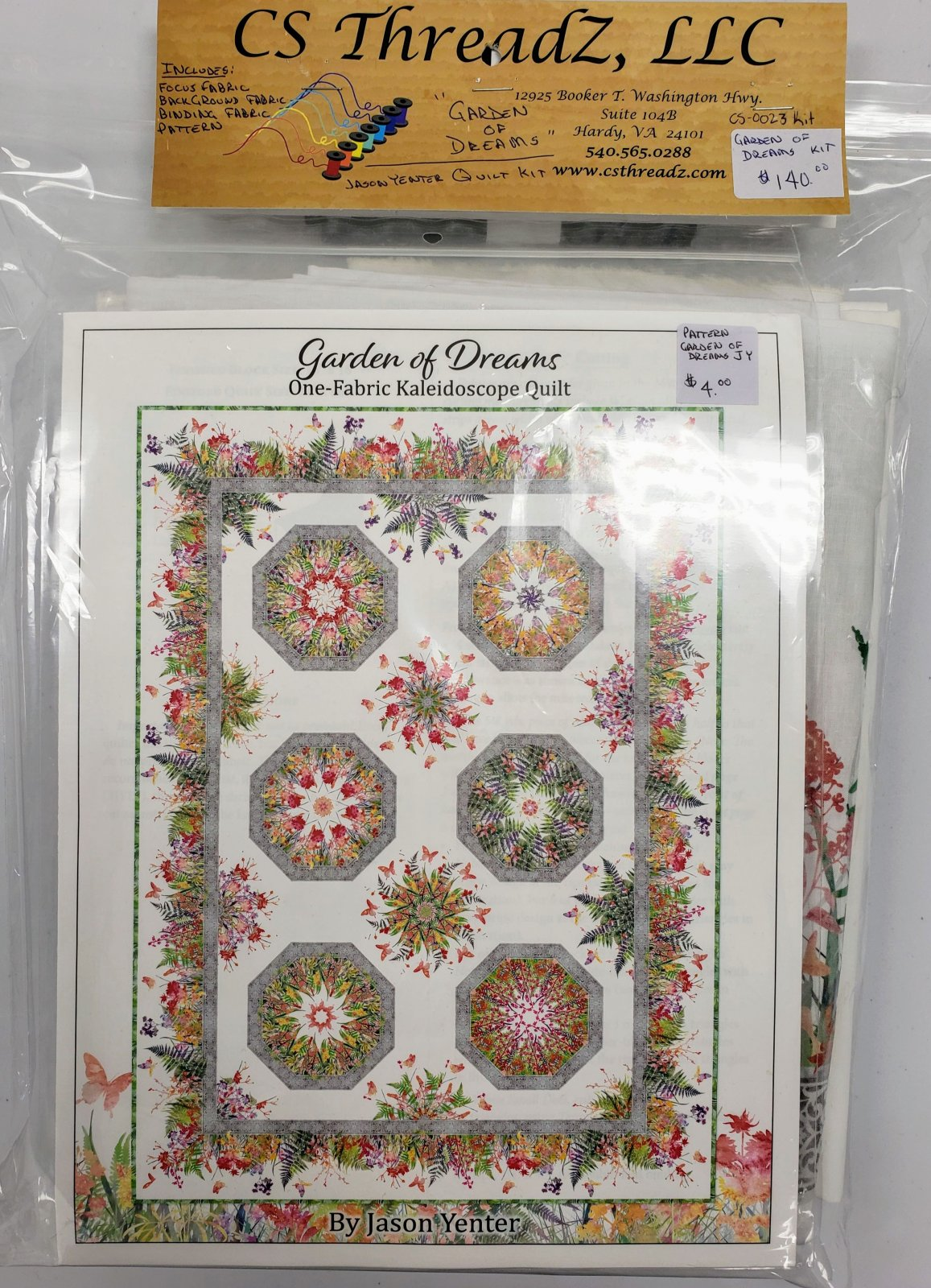 GARDEN OF DREAMS CS-0023 KIT