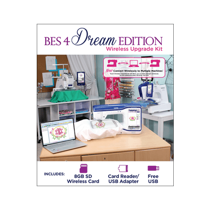 BES4 WIRELESS EXTENSION KIT