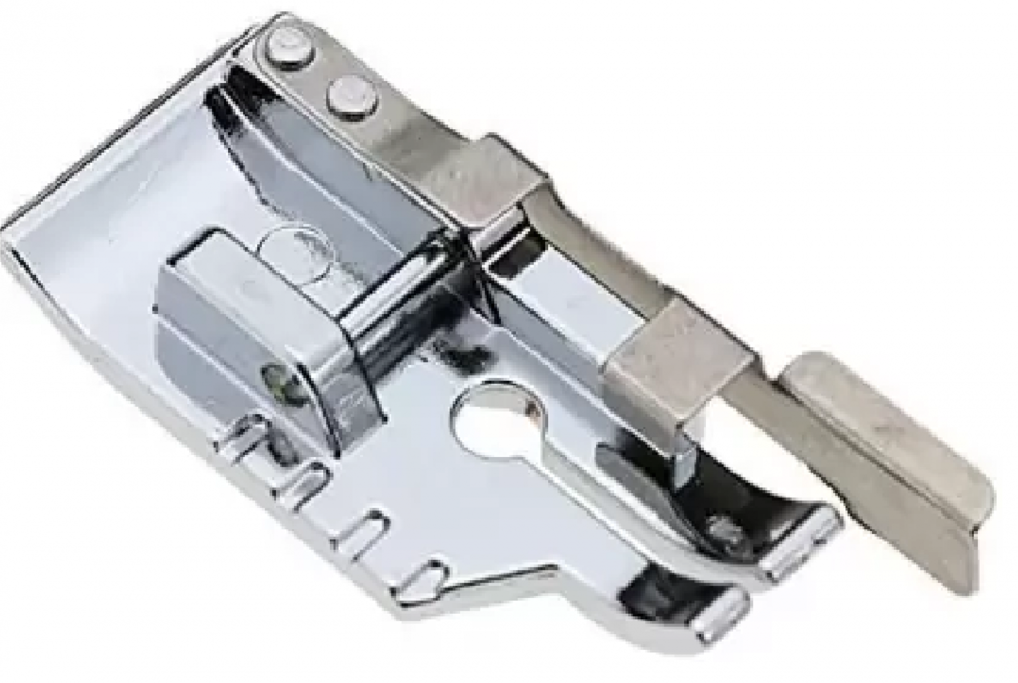 1/4 SEWING MACHINE PRESSER FOOT WITH EDGE GUIDE