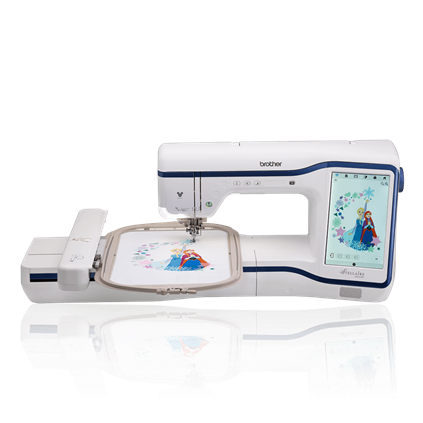 BROTHER INNOVIS STELLAIRE XE1 EMBROIDERY ONLY