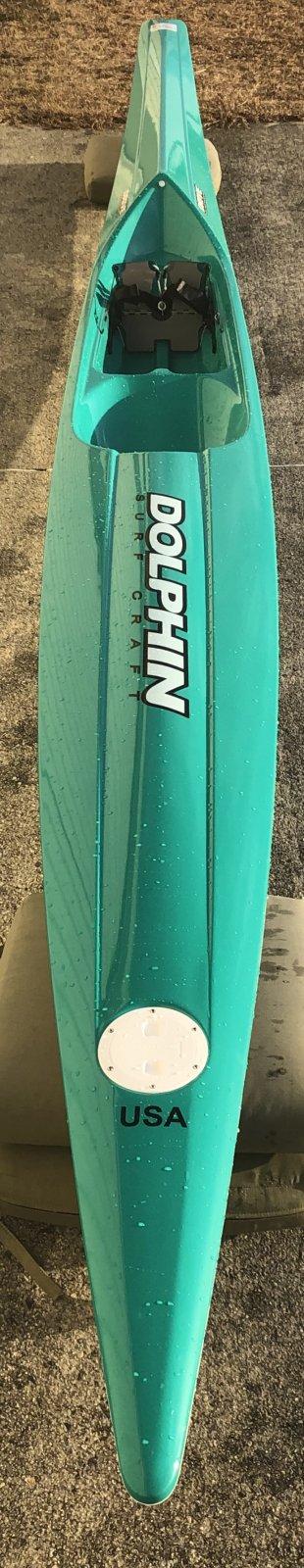 Dolphin Adjustable Drive II Surf Ski 19' - 1038