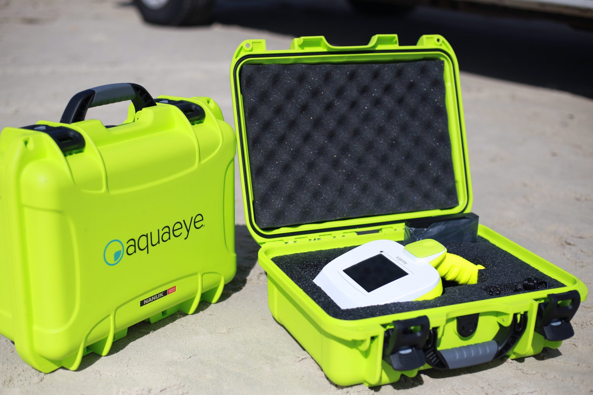 AquaEye® Underwater Scanner