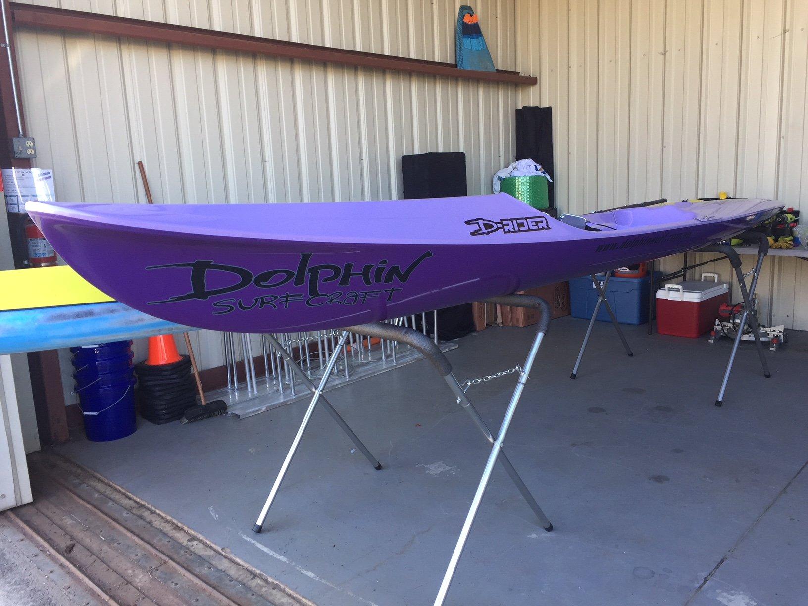 Dolphin D-Rider Surf Ski 17'