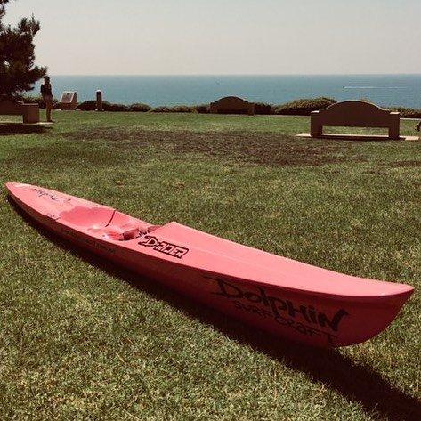 Dolphin D-Rider Surf Ski 17' - 2