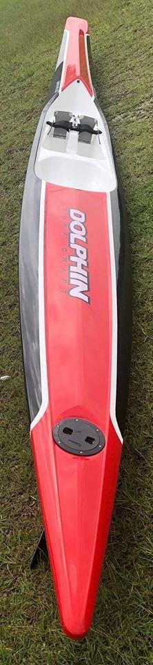 Dolphin Fixed Drive II Surf Ski 19' - Demo 1001