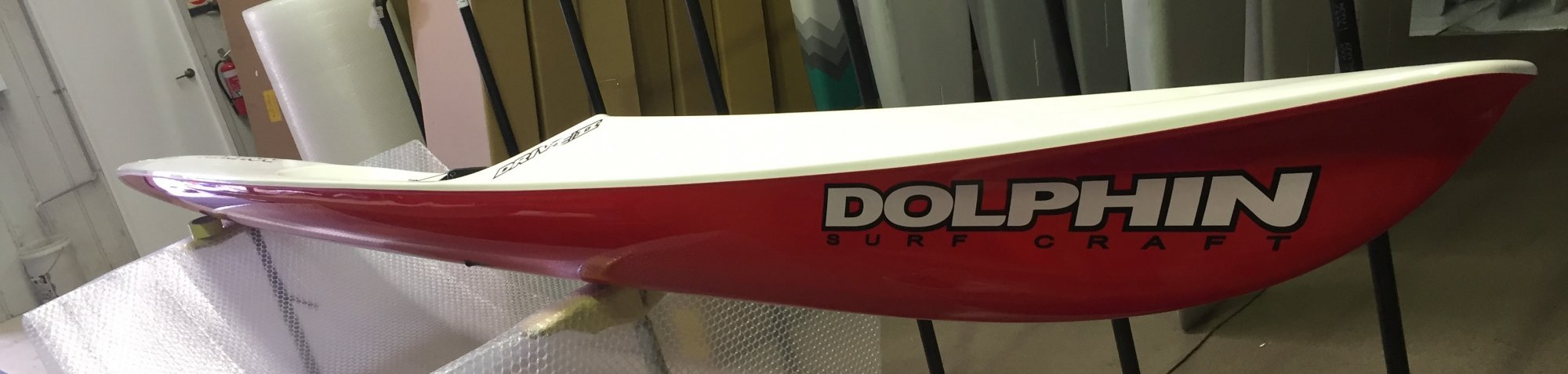 Dolphin Adjustable Drive II Surf Ski 19' - 976