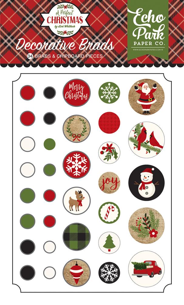 A Perfect Christmas Brads
