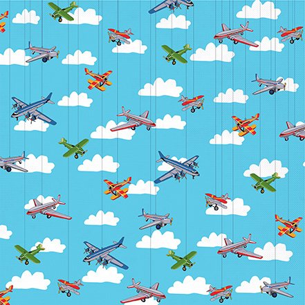 Airplanes Soaring