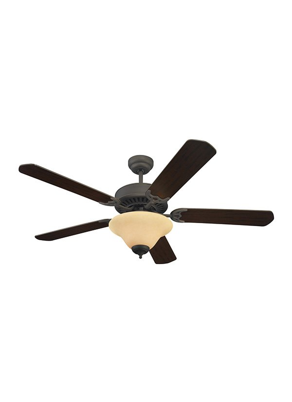 52 5 Blade Quality Pro Ceiling fan with light kit included