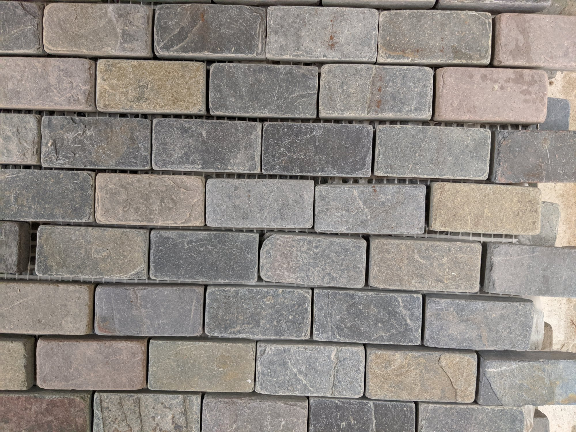 AFRICAN GOLD SLATE 1X2
