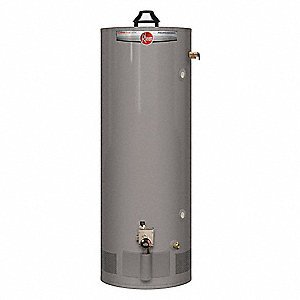 Professional Classic Plus Atmospheric 55 Gallon Natural Gas Water Heater with 8 Year Limited Warranty