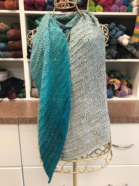New Scarf Pattern